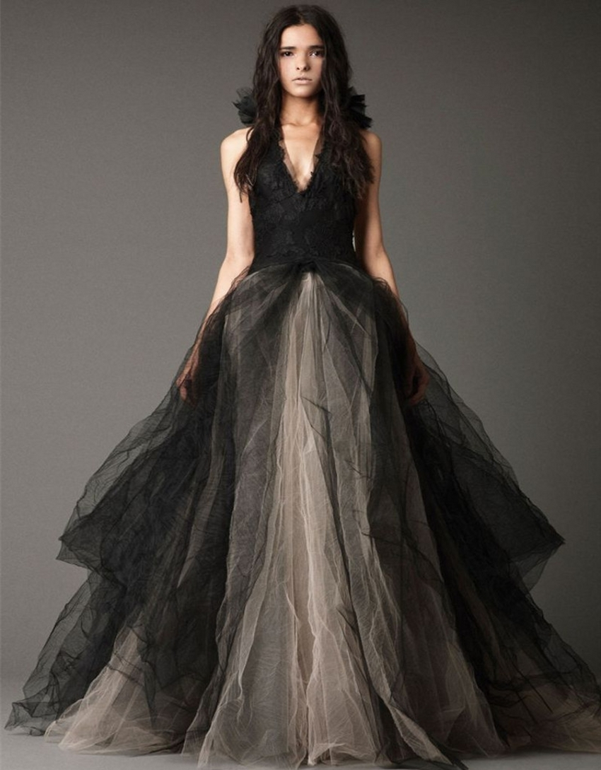 Online get cheap gothic wedding dresses for Where to get wedding dresses