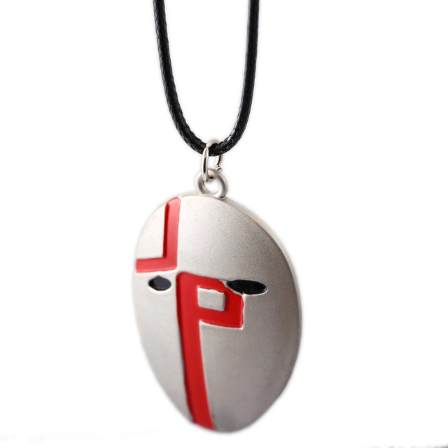 Tokyo Ghoul Necklace Halloween Skull Mask Necklace
