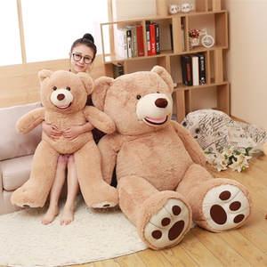 a4e4191dca4 Giant Plush Toys Teddy Bear Stuffed Animal Doll Girls Cute