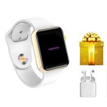 Smartwatch heart rate montre connectee femmes for apple  huawei xiaomi samsung sony oppo phonerelogio masculino smart watch