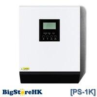1KVA чистая синусоида солнечный инвертор 12VDC Вход 220VAC Выход с Солнечная ШИМ контроллер для дома Применение PS 1K новое поступление