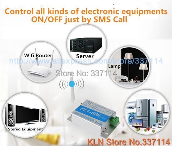 GSM и переключатель; RV автофургоне; бонсай воды;