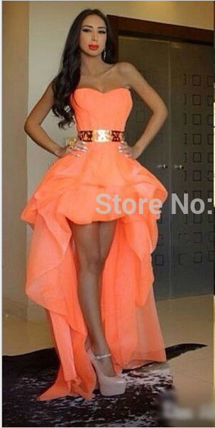 Popular High Low Prom Dresses 2014-Buy Cheap High Low Prom Dresses ...