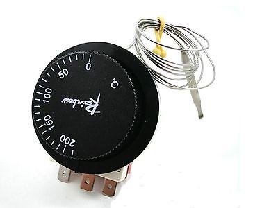 1x   Liquid Expansion Type Knob Temperature Switch Controller -30~30 Celsius