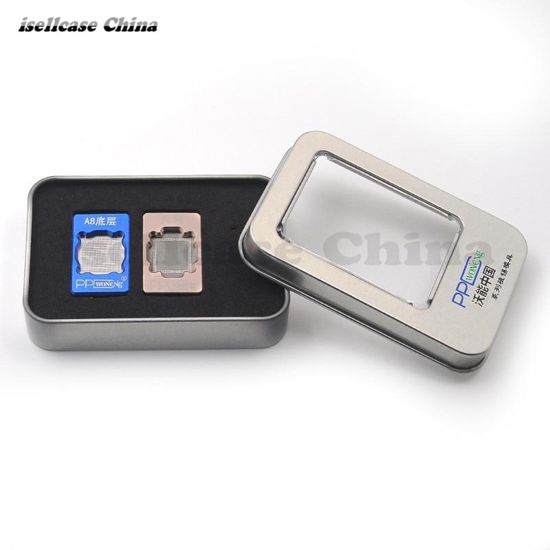 Wozniak PPD Best Chip BGA Szablon Reballing dla iPhone 6S 6 Plus 6SP - Zestawy narzędzi - Zdjęcie 2