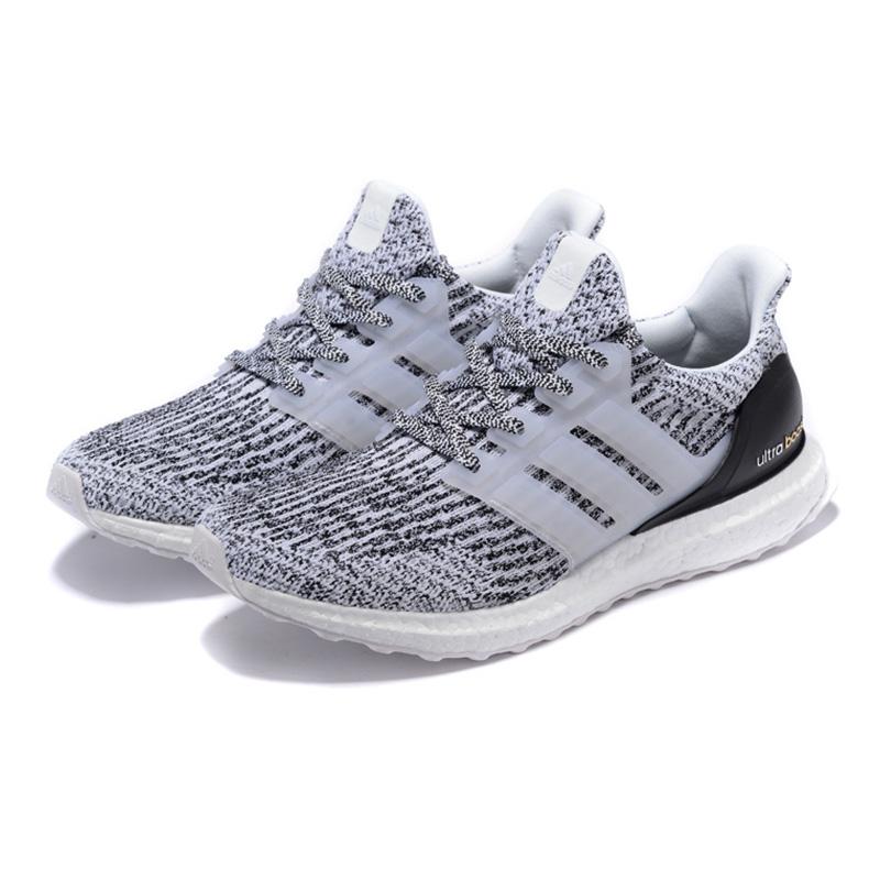 8c85f55c8 Adidas UltraBOOST Men's Running Shoes ,Light Grey ,Shock Absorbing Non Slip  Abrasion Resistant Breathable S80636-in Running Shoes from Sports ...
