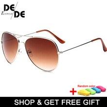 Hot Sale Sunglasses Mens Vintage Ms. Frame Glare Pilot Aviation