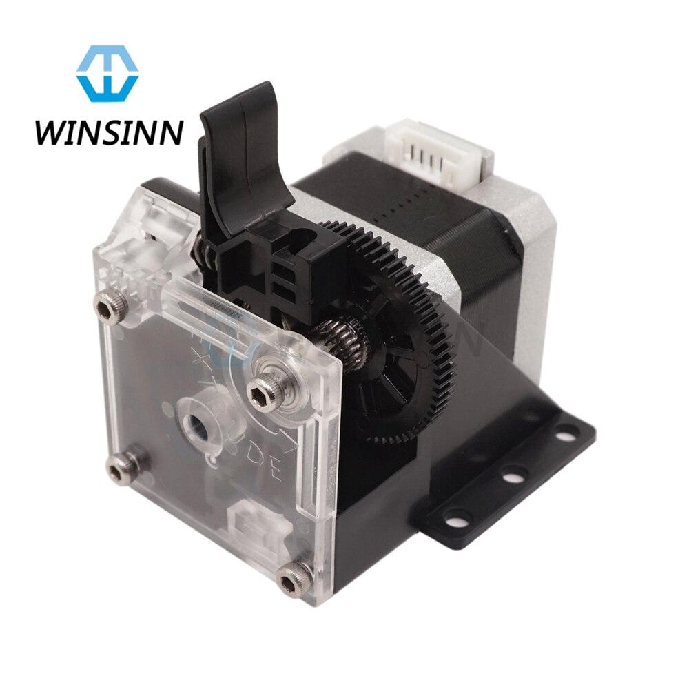 3D impresora Titan extrusora de salida Hotend conductor alimentador para 1,75 3mm boquilla de RepRap i3 E3D J-La V6 Makerbot Universal actualización