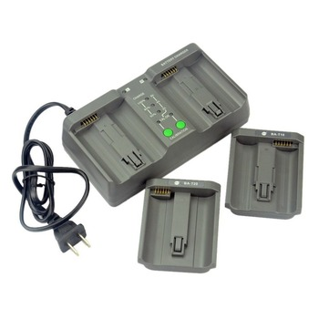 DSTE Dual Battery Charger for EN-EL18 Battery