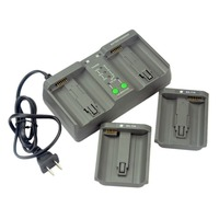 DSTE Dual Battery Charger for EN EL18 Battery
