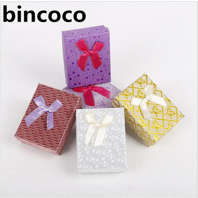 bincoco jewelry display box rings earrings and bracelets organizer