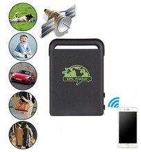 Förderung!! Auto Mini GSM GPRS GPS Tracker Locator TK102B Realtime Lage für Vehicle Tracking Device mit SOS Over-geschwindigkeit Alarm
