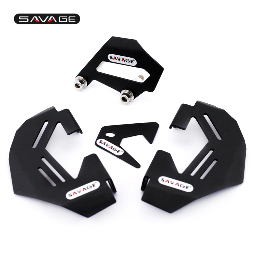 Front & Rear Brake Caliper Cover Guard For BMW R1200GS LC/ADV 13-18, R1200R R1200RS 15-18 16 17 Motorcycle Accessories Protector cnc aluminum motorcycle accessories front brake disc caliper protector cover for kawasaki z900 z 900 2017 brake caliper guard
