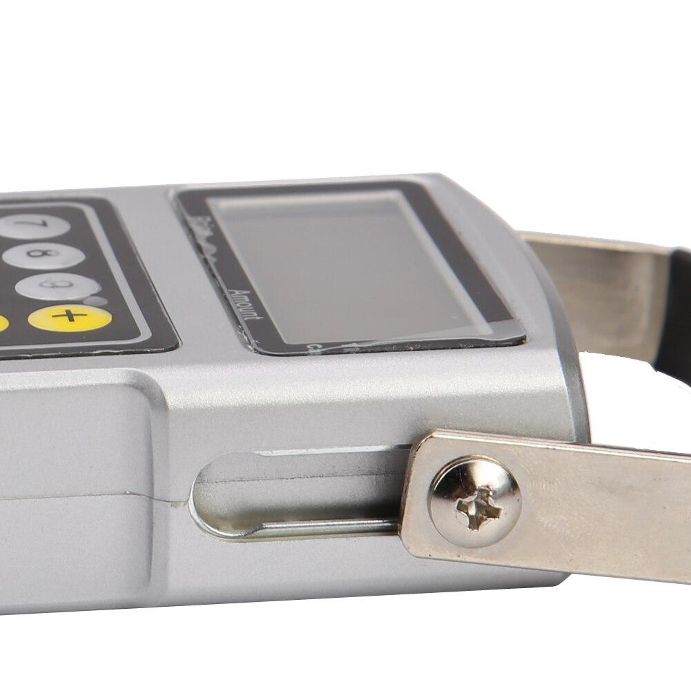 50 kg-os mini digitális mérlegű LCD háttérvilágítású - Mérőműszerek - Fénykép 5