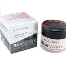 1pcs Magic Smooth Silky Face Makeup Primer Invisible Pore Wrinkle Cover Concealer foundation base