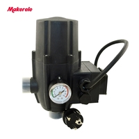 G1 Male Automatic Pump Pressure Controller Electronic Switch Control For Water Pump Plug Socket Wires CE