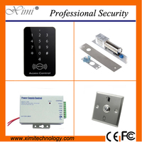 Cheap Good Quality F007 B RFID Card Access Control Reader Standalone Access Control With Power Supply