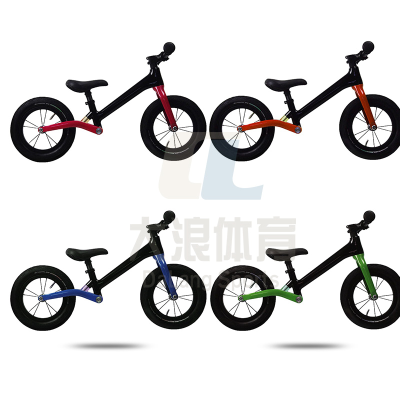 Contador Ultralight Pedal-less BMX Carbon Balance Bicycle Walker For 2~6Years Old Children Shockingproof Carbon Frame Kids Bike