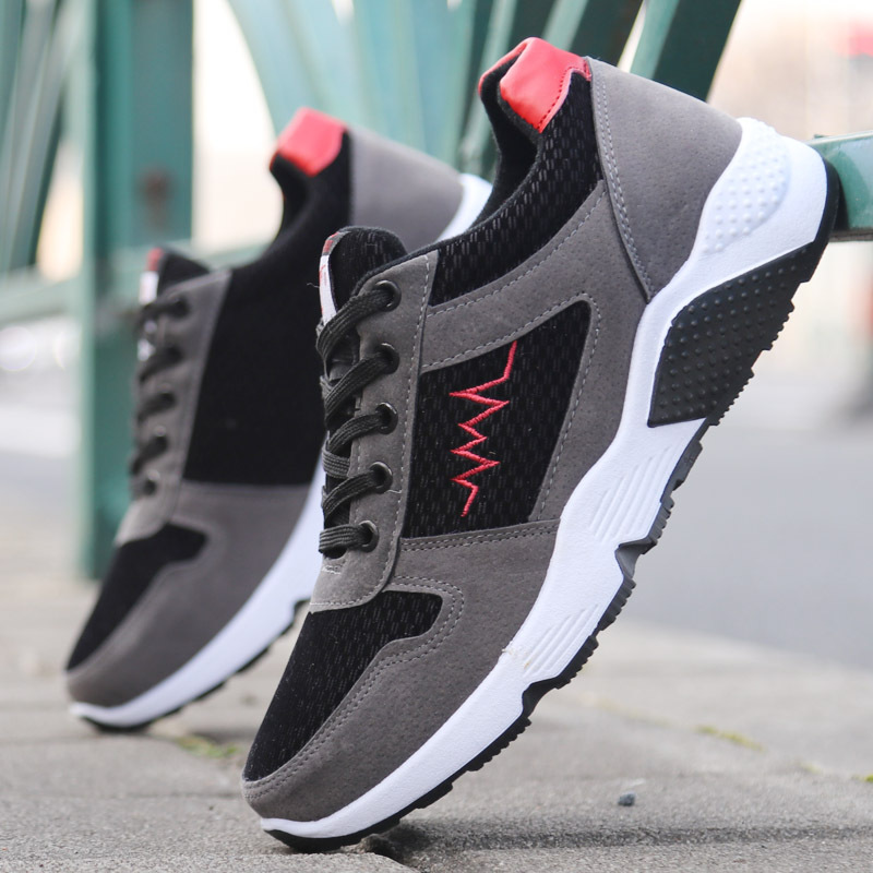 New Arrivals Mens Casual Shoes High Quality Fashion Comfortable Men Sneakers Wear-resisting Non-slip Male FootwearsNew Arrivals Mens Casual Shoes High Quality Fashion Comfortable Men Sneakers Wear-resisting Non-slip Male Footwears