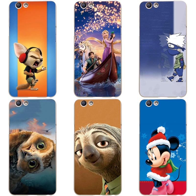 "For OPPO A71 A 71 A71K 5.2"" Case Various Styles Of Color Painting Back Shell For OPPO A71 Phone Case"