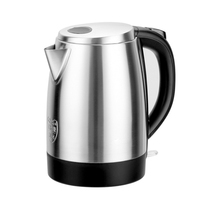 DMWD 1800W 1 7L Electric Kettle Water Heater Stainless Steel Water Boiler Fast Heating Teapot Automatic