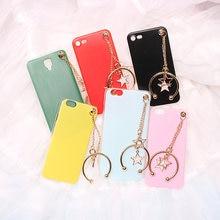 Для iphone 4 4s 5 5s 6 6s 7 7s 8 plus x звезда кулон мобильный