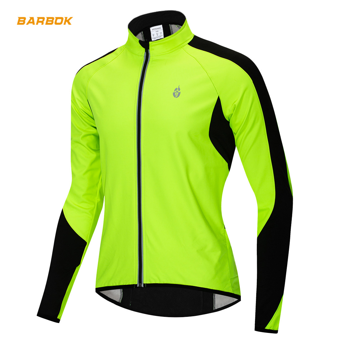 WOSAWE Winter Thermal Fleece Motorcycle Jackets Men High Visibility Windbreaker Warm Up Water Resistence Motocross Clothes in Jackets from Automobiles Motorcycles