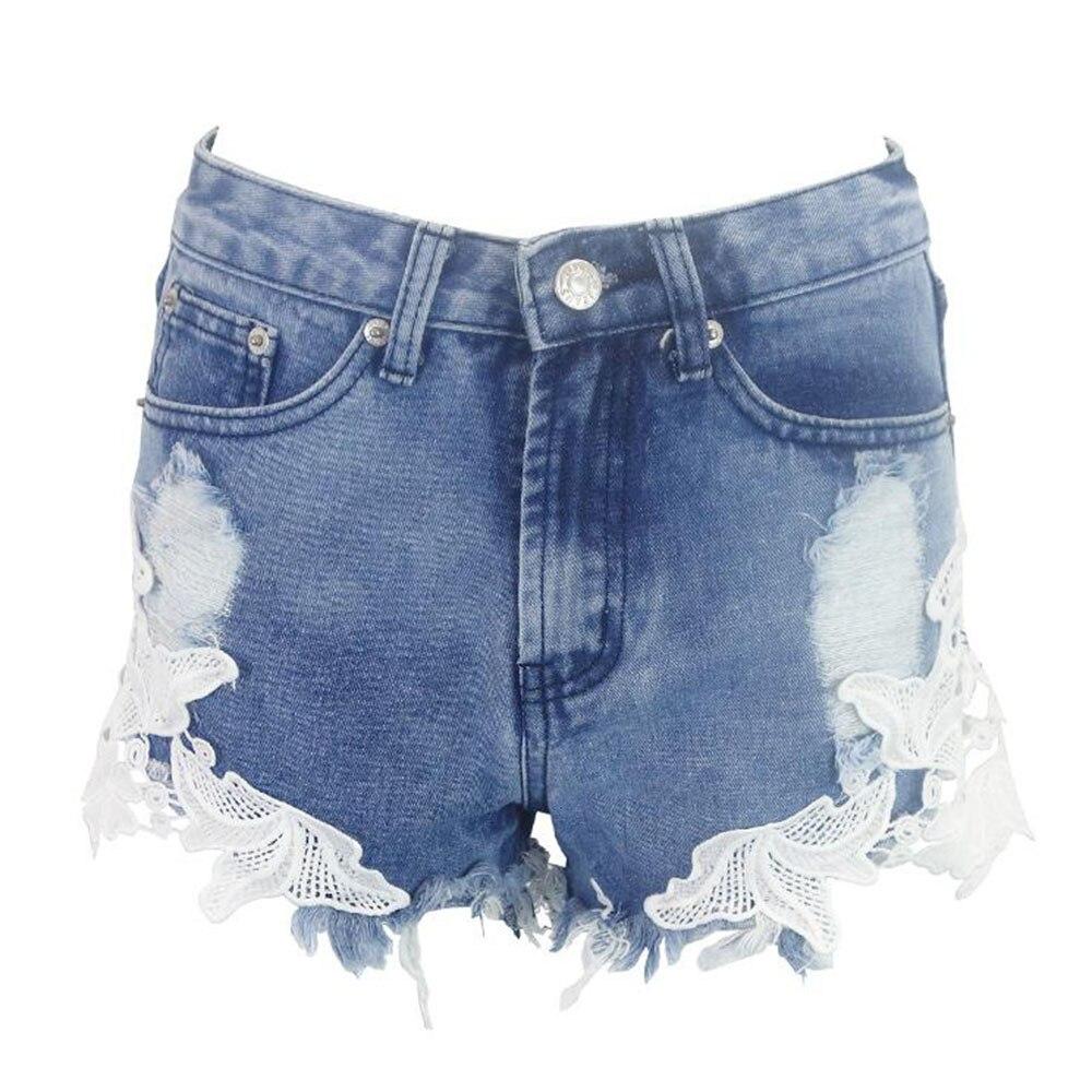 Denim Hotpants Promotion-Shop for Promotional Denim Hotpants on ...