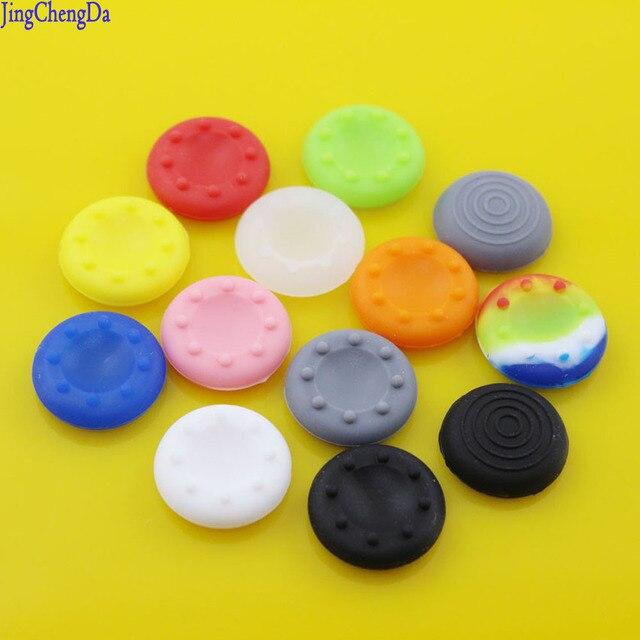 1000 силиконовый защитный чехол для стика для большого пальца, Обложка, колпачки для контроллера джойстика для PS3/PS4 Slim, для PS4 Pro, Xbox one/Xbox 360