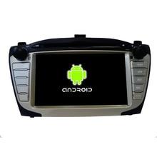 ROM 16G Quad Core Android Car DVD Player Fit HYUNDAI TUCSON  IX35  2009 2010 2011 2012 Navigation GPS 3G Radio