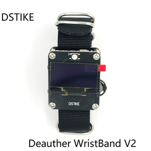 DSTIKE WiFi Deauther Wristband