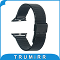 22mm 24mm Milanese Watchband Mesh Stainless Steel Band Strap Link Bracelet  for iWatch Apple Watch / Sport / Edition 38mm 42mm