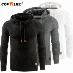 Covrlge Hoodies Men Sweatshirt