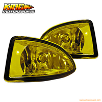 Fit For Winjet 04 05 Honda Civic 2 4Dr Fog Lights Lamp & Wiring Kit (Yellow) USA Domestic Free Shipping Hot Selling