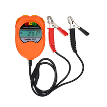 12V Digital Car battery Capacity Tester CCA Mode Automotive Battery Load Tester Analyzer Automobile Vehicle Battery Diagnostic цена