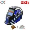 Солнечные дешевые 2 года гарантии  хорошее качество  авто затемнение  сварочный шлем  TRQ-HD01-2200de  желтые перчатки