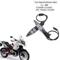 Front Indicator Turn Signal Light LED For BMW R1200GS ADVENTURE 2009 2014 S1000 RR F700GS F800GS