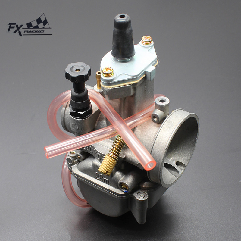High Quality PWK 28mm Power Jet Motorcycle Dirt Bike Pitbike Carburetor Carburador For Yamaha Blaster 200 YFS200 YFS 1988 - 2002 original 26mm mikuni carburetor for cbt125 cb125t cbt250 ca250 carburador de moto