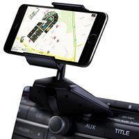 IPOW Universal CD Slot Car Cell Phone Holder Mount Smartphone Stand For IPhone Samsung Galaxy LG