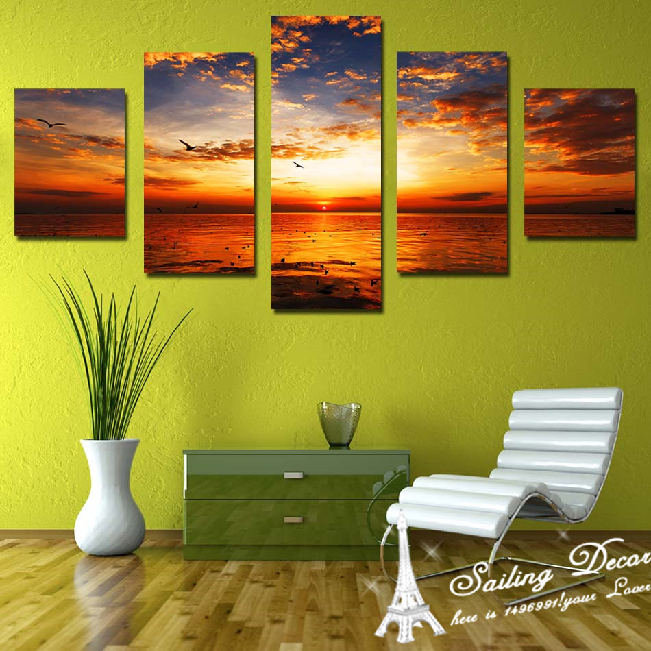 Old Fashioned Wall Decor Canvas Prints Ornament - The Wall Art ...