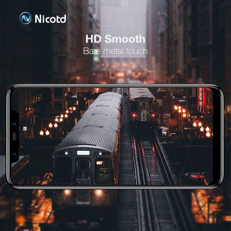 9D Full Coverage Screen Protector For Xiaomi Redmi Note 6 pro Tempered Glass On Xiomi Redmi 6 6A Mi 8 Se Poco F1 Protective Film (2)