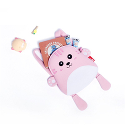Nohoo 3D torby szkolne dla dziewcząt dzieci torba plecak dla dzieci infantis dla plecak szkolny tornister plecak szkolny torebki dziecięce scool torba delune 4