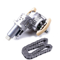 Un conjunto Genuino Kit Tensor de Cadena de Distribución Del Árbol de Levas Para VW Passat Bora Escarabajo Jetta Golf 1.8 T A4 A6 TT 058 109 088 L 058 109 229