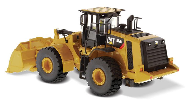 DM-85927 1:50 кошка 972 М колеса игрушка погрузчик
