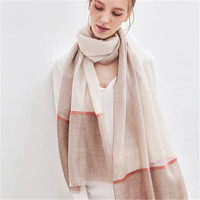 100% ring cashmere patchwork women fashion plaid scarfs small tassel 10color 70x200cm