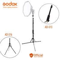 Godox AD-S131/+ AD-S16แบบพกพาแสงบูมติด+ชั้นยืนแฟลชขาตั้งกล้องชุดสำหรับGodox AD200 AD180 AD360 AD360IIฯลฯS Peedlite