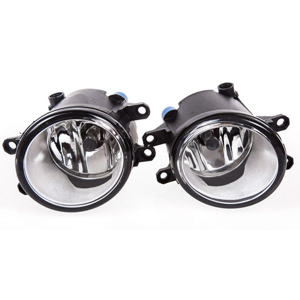 Pour Toyota Corolla Avensis Camry Ractis Verso RAV 4 2003-2014 Car Styling Brouillard Assemblage De La Lampe Halogène Brouillard Lumières 4000LM 55 w 2 pcs
