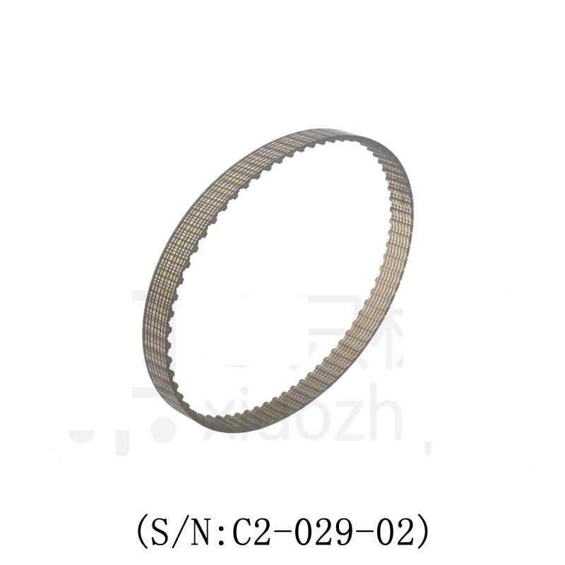 NEW 1Pcs S/N:C2-029-02 Drive Belt/M1.5 70T Transmission Belt For SIEG C2 CJ0618 Timing Belt  Lathe Machine
