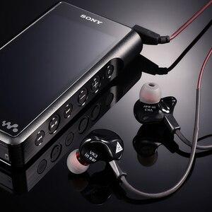 Image 3 - Nes QKZ VK3 Earphone 3.5mm in ear earphones bass sport fone de ouvido headset stereo earphone for phone xiaomi iphone 7 plus s9