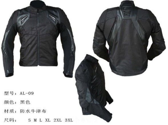 ФОТО 2016 new arrive Oxford cloth 600D Motorcycle jackets AL-09  jacket al09 motorcycle racing jacket winter clothes windproof